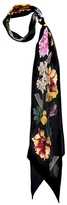 ROCKINS Floral Super Skinny Scarf