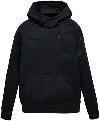 Nike Junior Academy Hoodie - Black