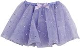 Purple Sparkling Star Dust Tutu - Toddler & Girls