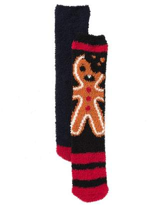 Nordstrom Gingerbread Butter Socks - Pack of 2