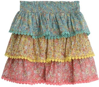 Zimmermann Carnaby Tiered Skirt