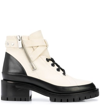 3.1 Phillip Lim Hayett 50mm lace-up boots