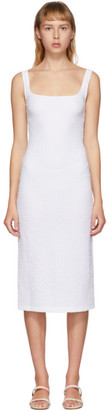 Maryam Nassir Zadeh White Tube Dress
