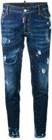 DSQUARED2 Super Skinny jeans - women - Cotton/Polyester/Spandex/Elastane - 44