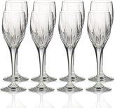 Mikasa Arctic Lights Set of 8 Crystal Wine Glasses