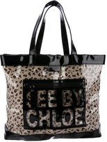 See by Chloe PVC Beach Tote