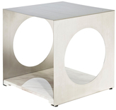 Modway Surpass Stainless Steel Side Table