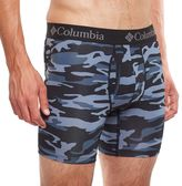 Columbia Men's 2-pack Omni-Wick Stretch Performance Boxer Briefs