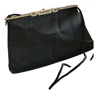 Gucci Black Silk Clutch bags