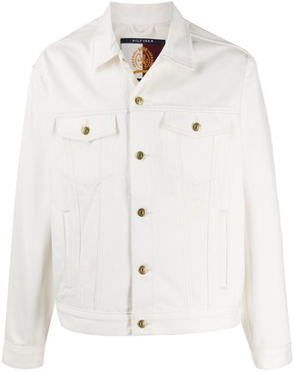Tommy Hilfiger Straight-Fit Denim Jacket