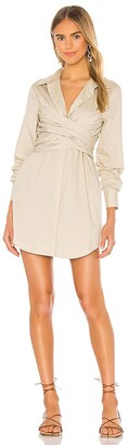 L'Academie The Anette Mini Dress