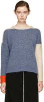 Acne Studios Blue Rafa Sweater