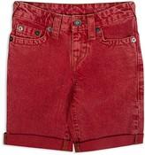 True Religion Boys' Jean Shorts - Little Kid