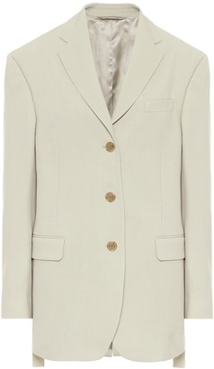 Acne Studios Single-breasted blazer