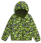 The North Face Toddler Boy's Thermoball(TM) Primaloft Reversible Hooded Jacket