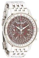Breitling Navitimer Montbrillant Datora Watch