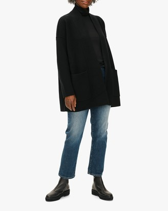 Eileen Fisher Boxy Cashmere Cardigan