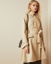 Ted Baker Traditional Belted Mac