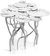 Michael Aram 15-Leaf Lily Pad Coffee Table