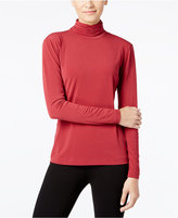 Catherine Malandrino Catherine Mari Ruched Mock-Neck Top, Only at Macy's