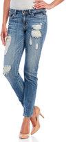 eunina Comfort Skinny Crop Jeans