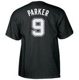 adidas Men's San Antonio Spurs Tony Parker Player T-Shirt