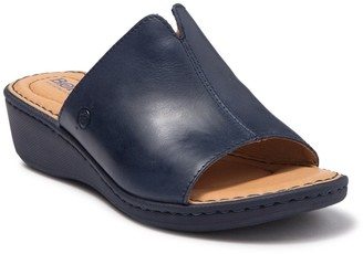 Børn Bernt Slip-On Wedge Sandal