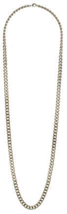Topman Extra Long Chain Necklace