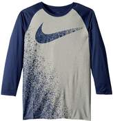 Nike Dry Legend 3/4 Sleeve Training T-Shirt Boy's T Shirt