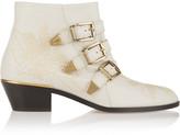Chloé Susanna studded leather ankle boots