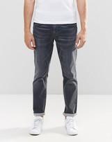 Boss Orange Slim Jeans In Greywash