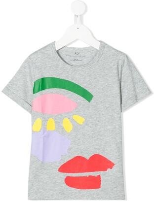 Stella McCartney graphic print T-shirt