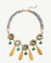 Ann Taylor Eclectic Rope Necklace