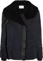 IRO Dafny shearling coat