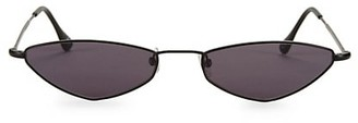 Andy Wolf 57MM Sandy Triangle Sunglasses