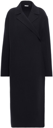 Jil Sander Oversized Belted Wool-felt Coat