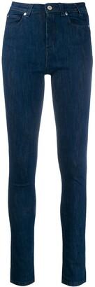 Paul Smith High-Waist Skinny Jeans