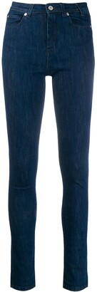 Paul Smith high-waist skinny jeans