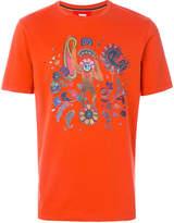 Paul Smith printed T-shirt