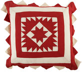 Triangle Edged Pillow