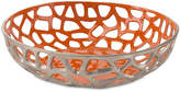 "John-Richard Collection 18"" Conjar Bowl - Orange/Gray"