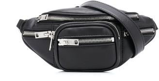 Alexander Wang Logo Print Belt Bag