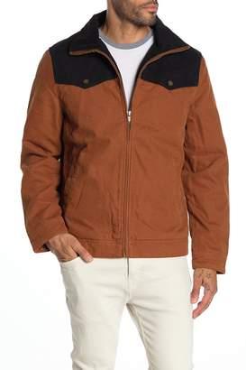 Pendleton Gallatin Canvas Zip Utility Jacket