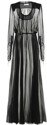 Saint Laurent Silk gown