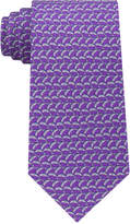 Tommy Hilfiger Men's Jumping Dolphins Tie