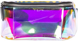 DSQUARED2 Mirror Belt Bag