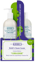Kiehl's Limited Edition Coriander Body Bundle