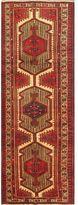 Ecarpetgallery Ardabil Red Wool Runner Rug (3'8 x 10'7)