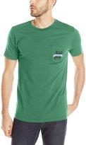 RVCA Men's Banner Crest T-Shirt