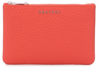 Orciani Logo Detail Wallet